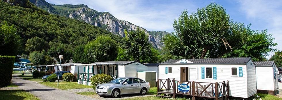 camping à Cauterets